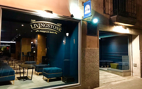 Livingstone Premium Bar