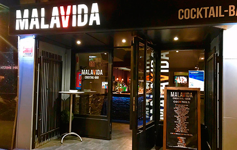 Malavida Cocktail-Bar